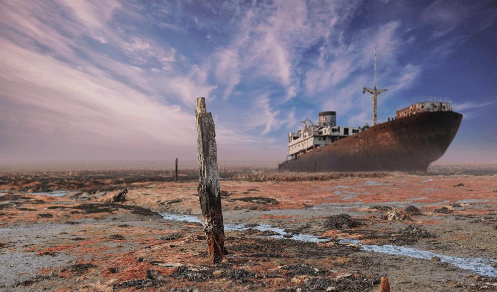 Marius Liutkevicius - Red Wasteland